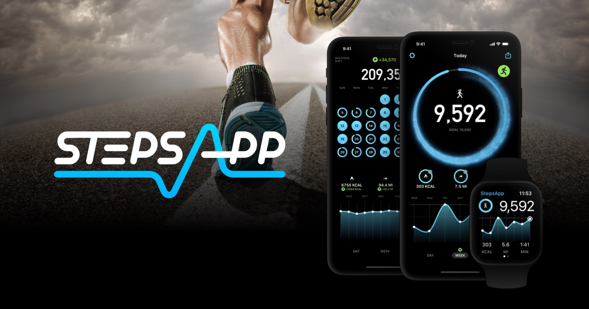 Support for iOS | StepsApp Pedometer – Step Counter and